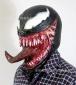 毒液面具 venom头套 万圣节乳胶仿真热卖影视剧变装道具