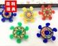 六角陀螺 地转 儿童塑料玩具 赠品 扭蛋壳